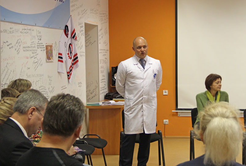 знакомства для врачей в екатеринбурге