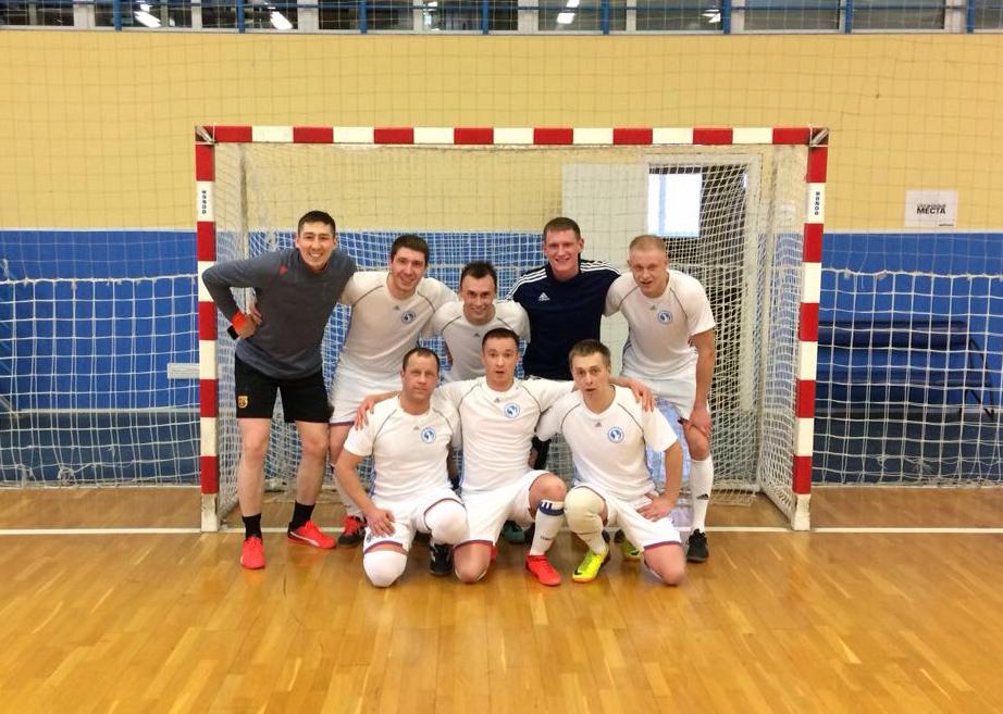 «Урал без наркотиков» принял участие в товарищеском матче по мини-футболу