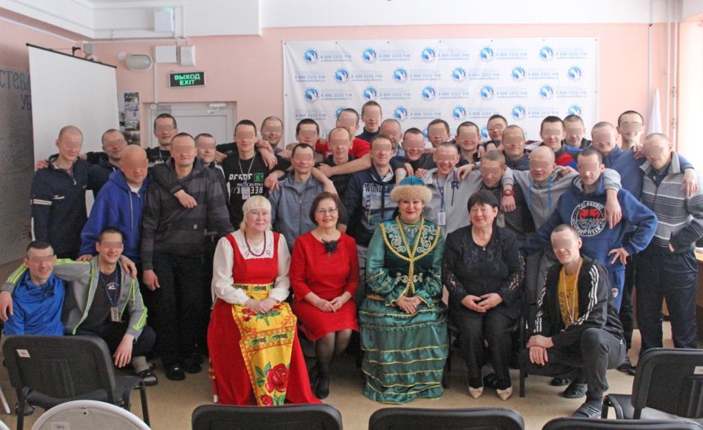 Пациентов «Урала без наркотиков» познакомили с культурой народов Урала