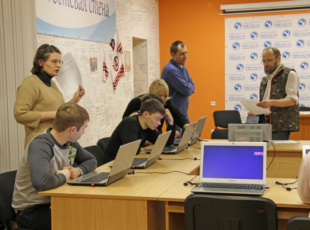 Пациентам центра «Урал без наркотиков» оказывают помощь в выборе профессии