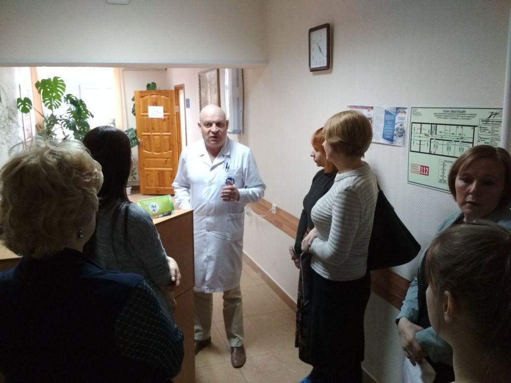 «Областная наркологическая больница» повышает качество работы врачей психиатров-наркологов